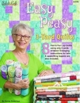 Easy Peasy 3-Yard Quilts by Fabric Cafe/Donna Robertson