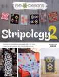 Stripology 2 Pattern Book by Gudrun Erla