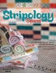 Stripology Squared Pattern Book by Gudrun Erla