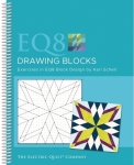 EQ8 Drawing Blocks Book by The Electric Quilt Company