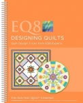 EQ8 Designing Quilts Book by The Electric Quilt Company