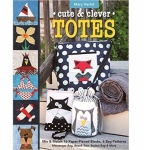 Cute & Clever Totes by Mary Hertel