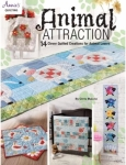 Animal Attraction Book by Chris Malone Annies Quilting