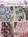 Quick and Easy Charity Quilts Booklet by Annie's