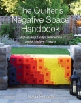 The Quilters Negative Space Handbook by Sylvia Schaefer