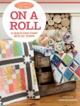 Moda All-Stars On A Roll Book by Lissa Alexander