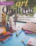 Visual Guide to Art Quilting Book by Stash Books