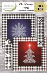 Christmas Frost Quilt & Runner Booklet by LavenderLime