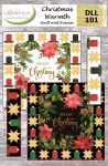 Christmas Warmth Quilt & Runner Booklet by LavenderLime