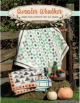 Sweater Weather Quilt Book by Susan Ache