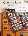 Quilts of Love and Valor Book