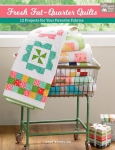 Fresh Fat Quarter Quilts Book by Martingale