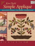 Simple Applique Book by Kim Diehl