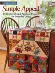 Simple Appeal Book by Kim Diehl