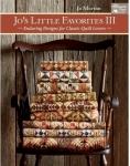 Jos Little Favorites III by Jo Morton