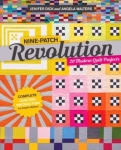 Nine Patch Revolution Book by Jenifer Dick & Angela Walters