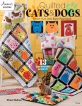 Quilted Cats & Dogs by Chris Malone