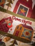 Down Home Quilt Book by Janet Nesbitt
