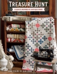 Treasure Hunt Book - 13 Quilts Inspired by Antique Finds