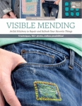 Visible Mending Book by Jenny Wilding Cardon