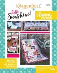 Hello Sunshine Sewing Version Booklet by Kimberbell