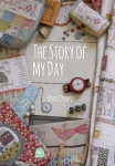 The Story of My Day Booklet by Anni Downs / Hatched and Patched