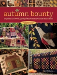 Autumn Bounty Quilt Book by Need