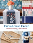 Farmhouse Fresh Book by Janelle Kent