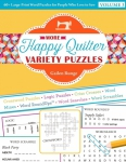More Happy Quilter Variety Puzzle - Volume 3
