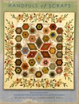 Handfuls of Scraps Quilt Book by Edyta Sitar Laundry Basket Quilt