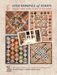 Little Handfuls of Scraps Quilt Book by Edyta Sitar Laundry Basket Quilt