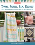 Moda All-Stars Two Four Six Eight Quilt Book by Lissa Alexander
