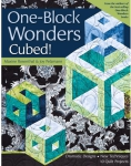 One Block Wonders Cubed - Softcover Book