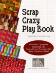 Scrap Crazy Play Book - Softcover by Karen Montgomery