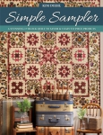 Simple Sampler Quilt Book by Kim Diehl