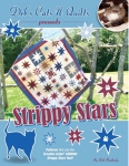 Strippy Stars Booklet by Deb Heatherly