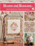 Blooms and Blossoms Quilt Book by Meg Hawkey