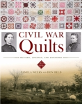 Civil War Quilts: Revised, Updated and Expanded Quilt Book by Pam Weeks & Don Beld