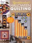 Spooktacular Halloween Quilting Book by Annie