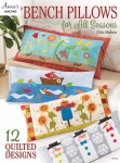 Bench Pillows for All Seasons Booklet by Annie