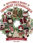 Buttermilk Basin Ornament Extravaganza Book by Stacy West