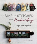 Simply Stitched with Embroidery Book by Yumiko Higuchi