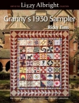 Granny's 1930 Sampler Quilt Book by Ricky Tims