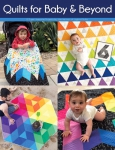 Quilts for Baby & Beyond Book by Julie Herman Jaybird Quilts