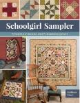 Schoolgirl Sampler Book by Kathleen Tracy