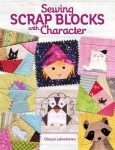 Sewing Scrap Blocks with Character Book