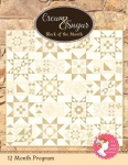 Cream & Sugar Block of the Month Book by Its Sew Emma