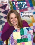 Fat Quarter Quilting Fun Book by Fran Morgan Fabric Cafe