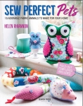 Sew Perfect Pets Book by Helen Rhiannon