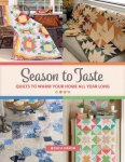 Season To Taste Quilt Book by Jessica Dayon